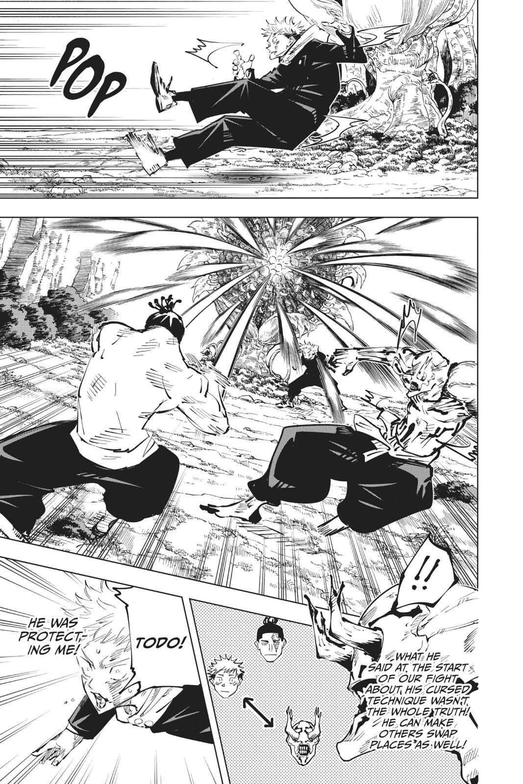 Jujutsu Kaisen, Chapter 51 image 006