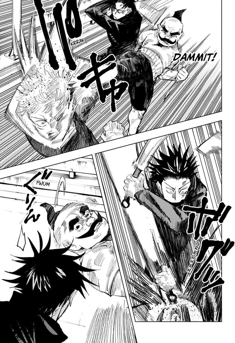 Jujutsu Kaisen, Chapter 96 image 013