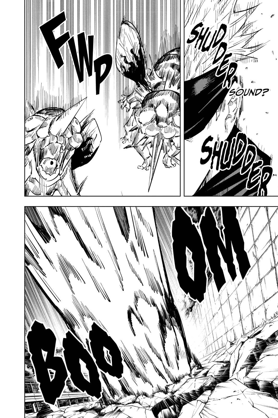Jujutsu Kaisen, Chapter 14 image 004