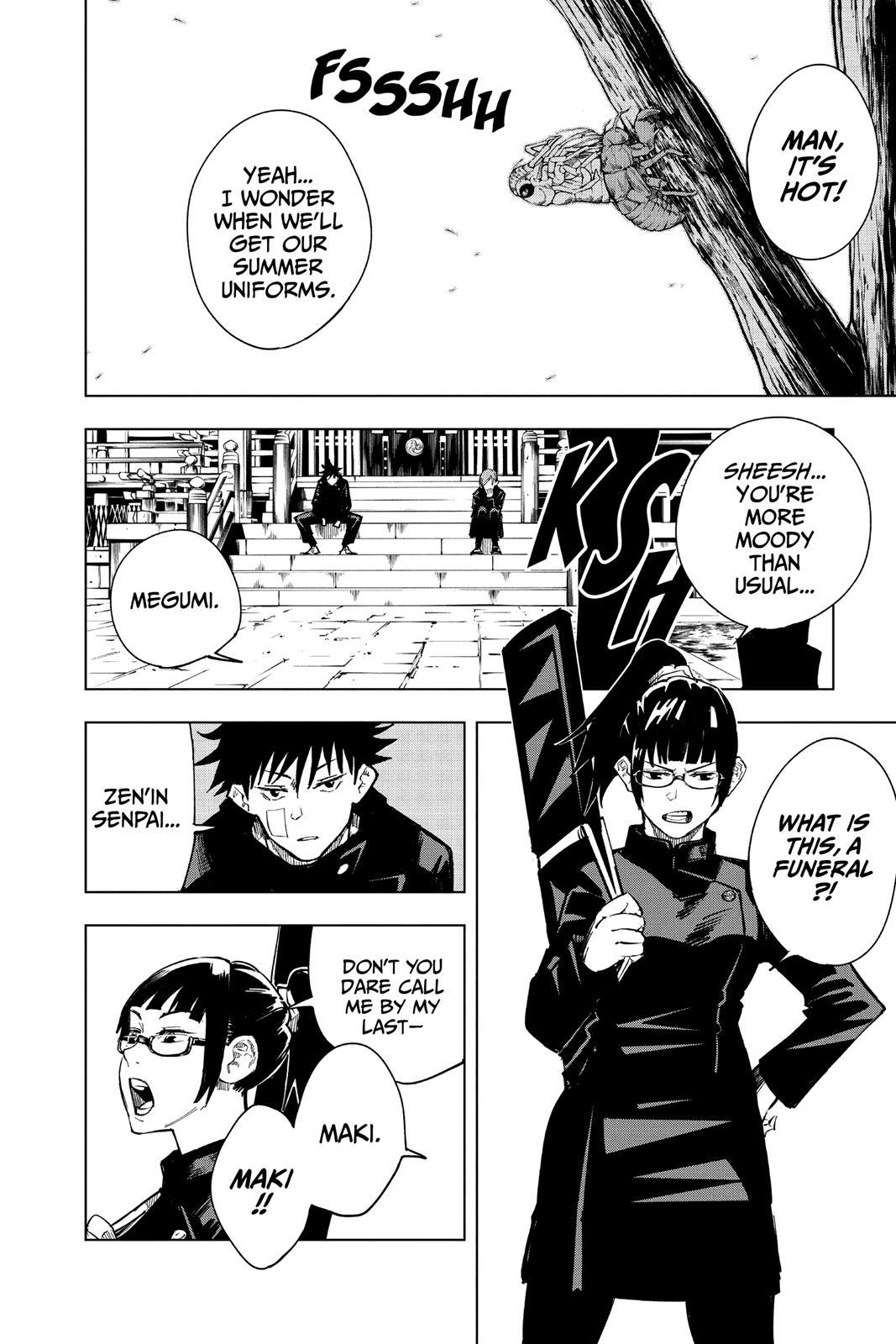 Jujutsu Kaisen, Chapter 10 image 008