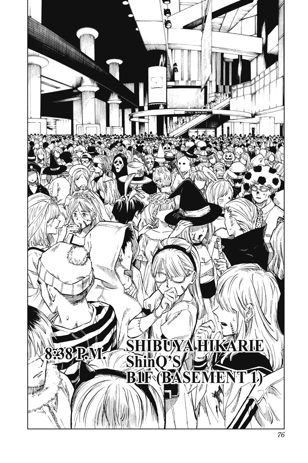 Jujutsu Kaisen, Chapter 83 image 010