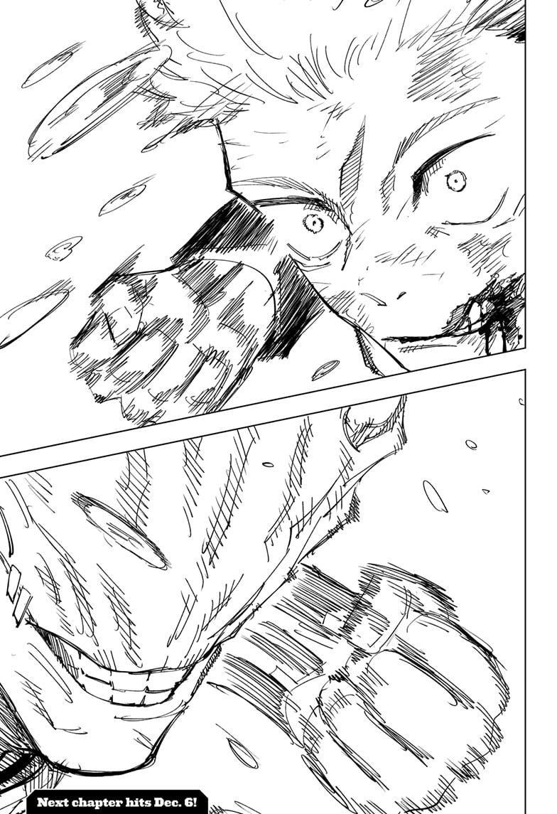 Jujutsu Kaisen, Chapter 131 image 020