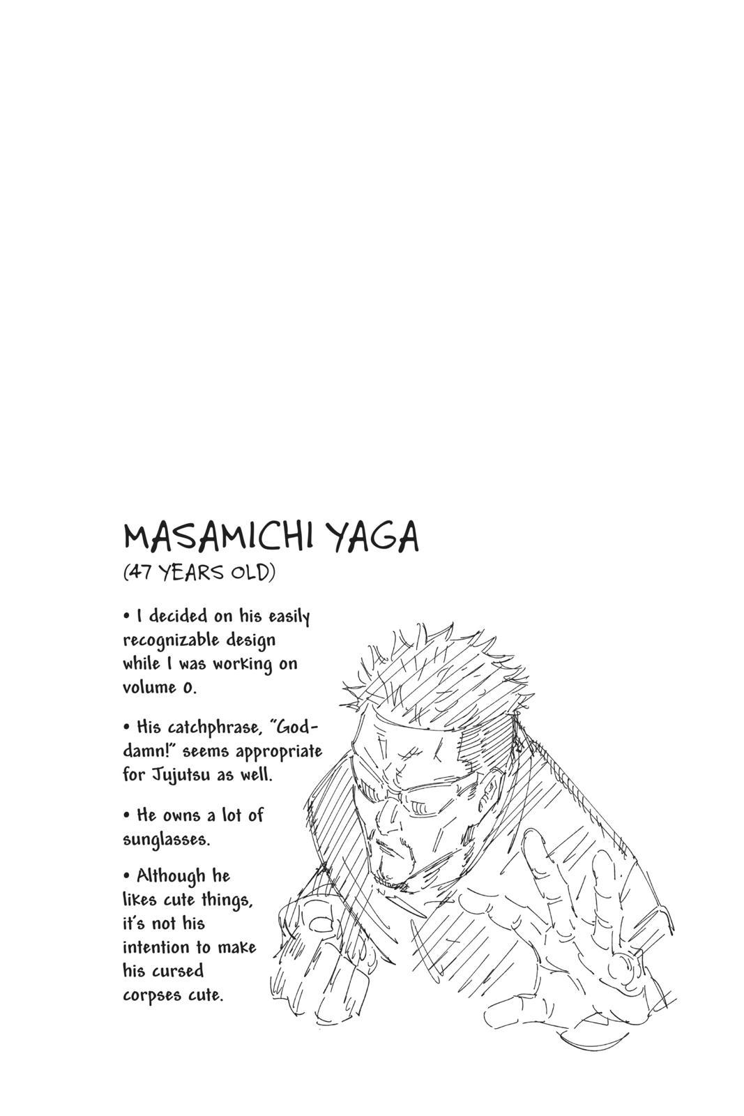 Jujutsu Kaisen, Chapter 60 image 018
