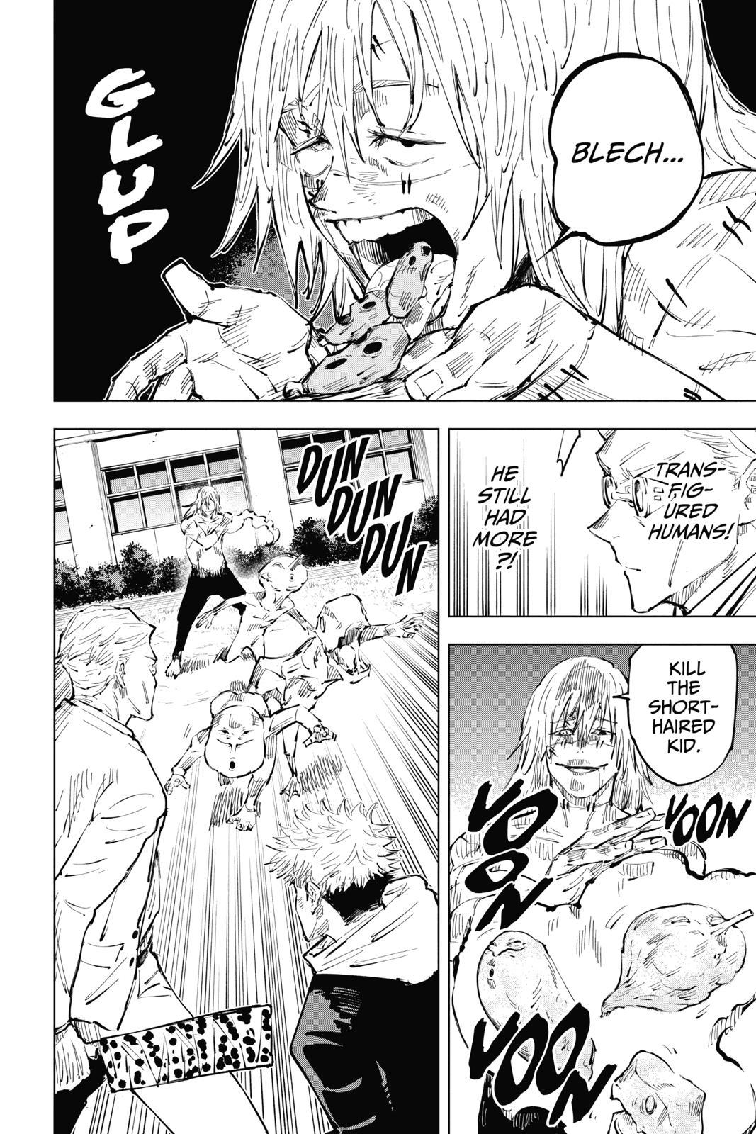 Jujutsu Kaisen, Chapter 29 image 008