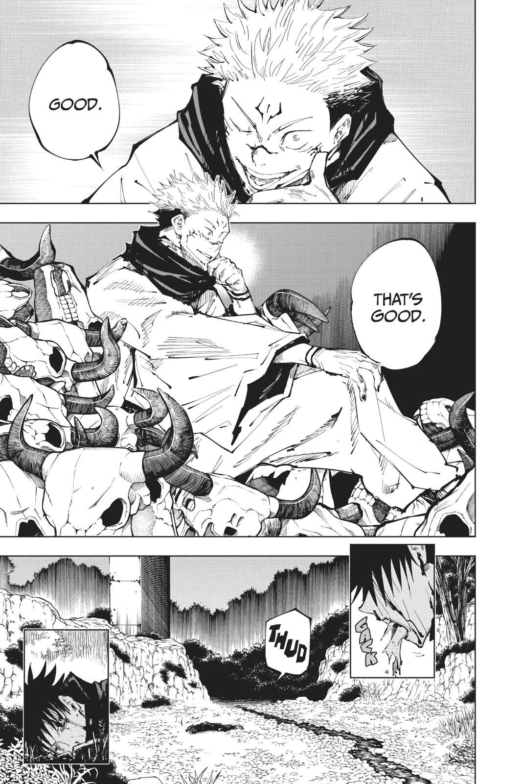 Jujutsu Kaisen, Chapter 59 image 003