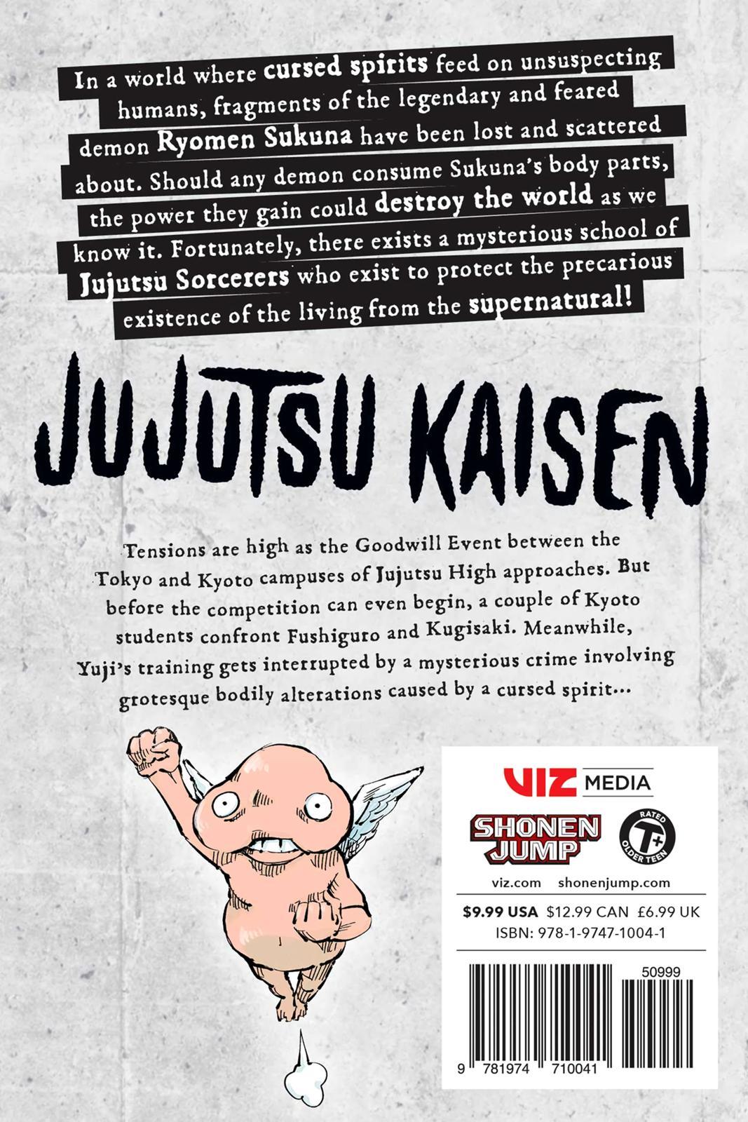 Jujutsu Kaisen, Chapter 25 image 024