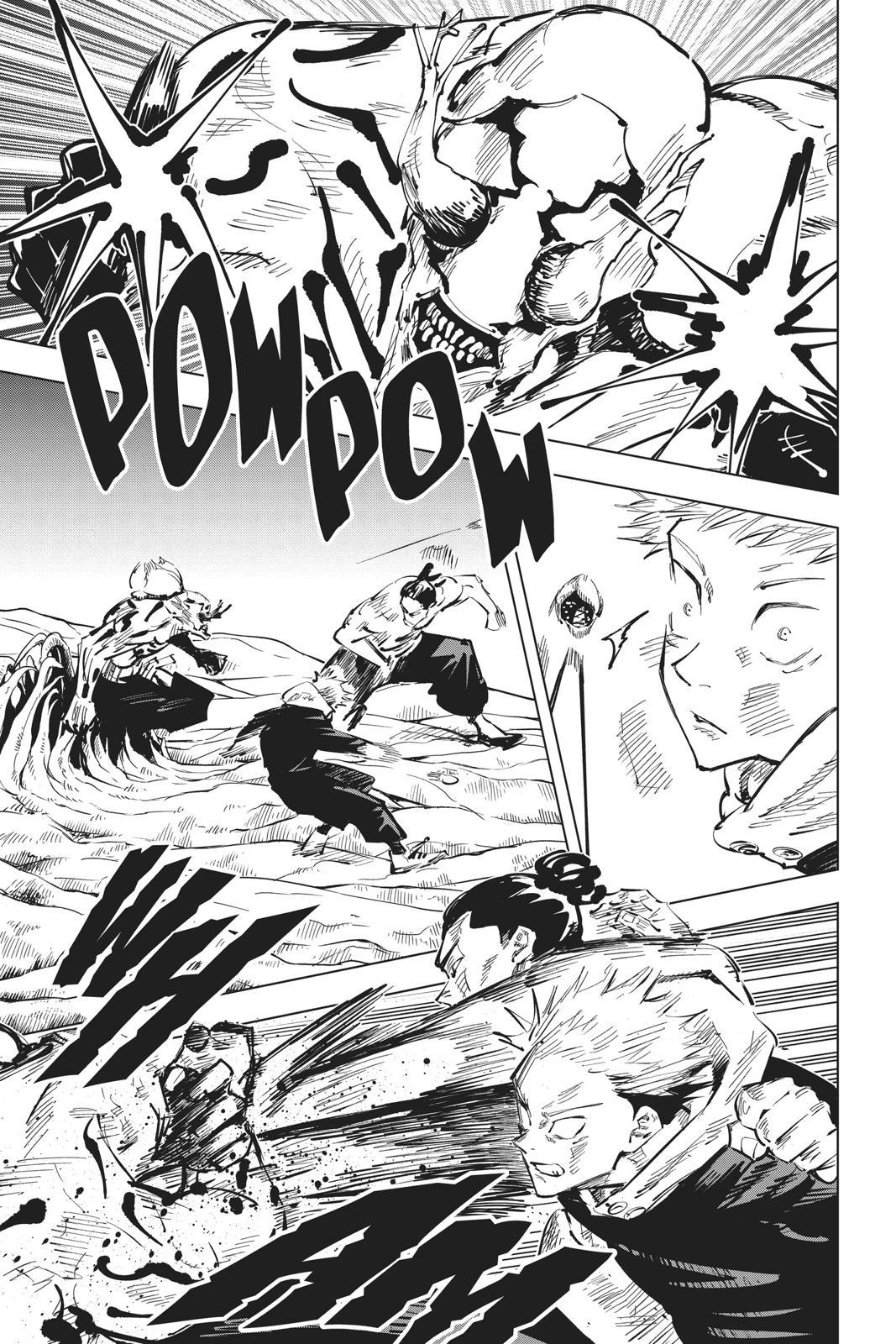 Jujutsu Kaisen, Chapter 49 image 011