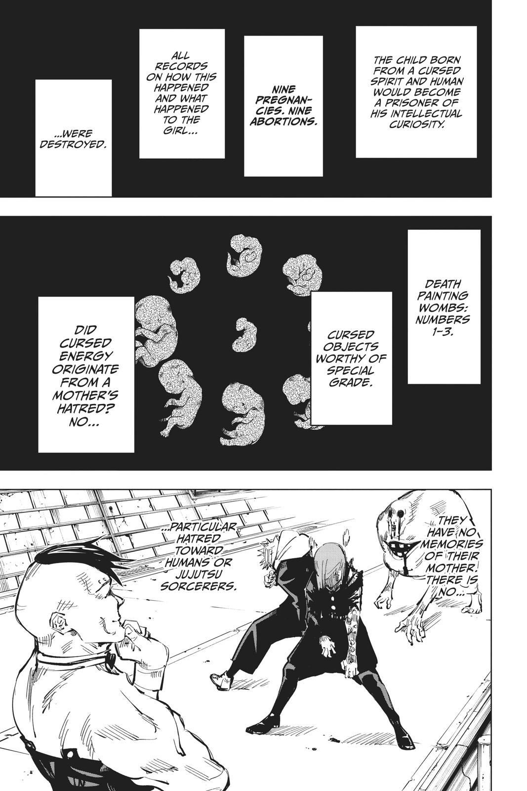 Jujutsu Kaisen, Chapter 60 image 013