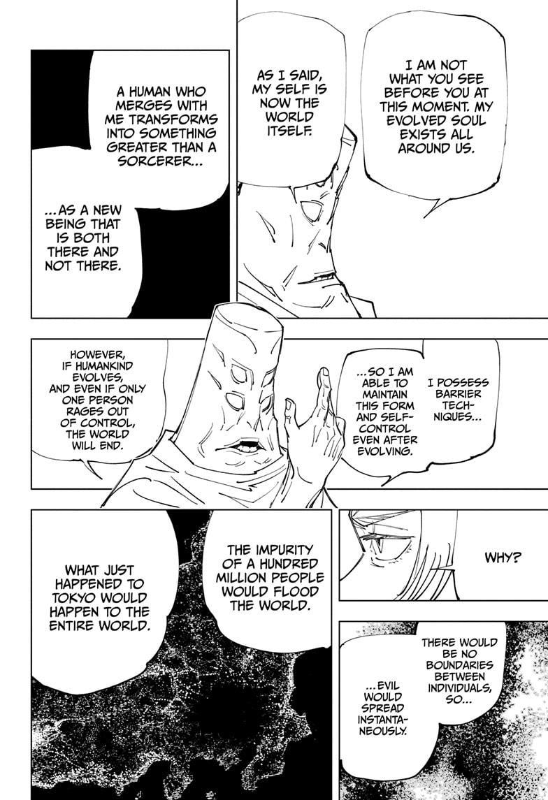 Jujutsu Kaisen, Chapter 145 image 006