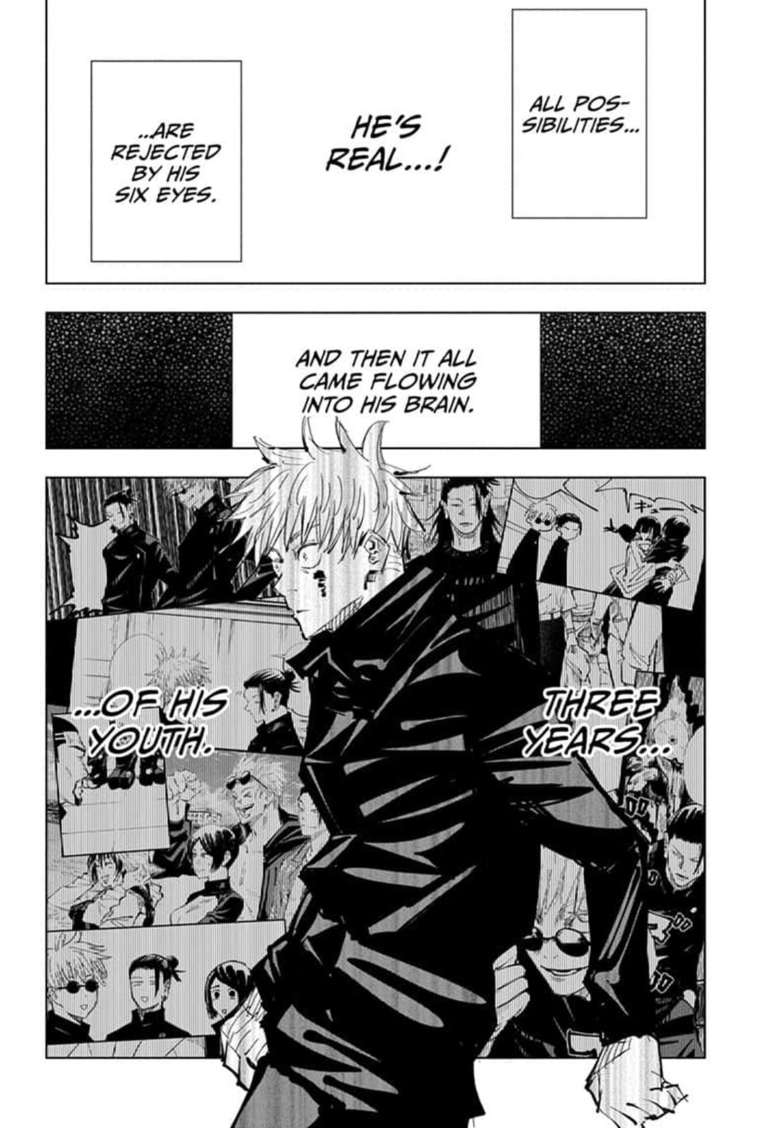 Jujutsu Kaisen, Chapter 90 image 010