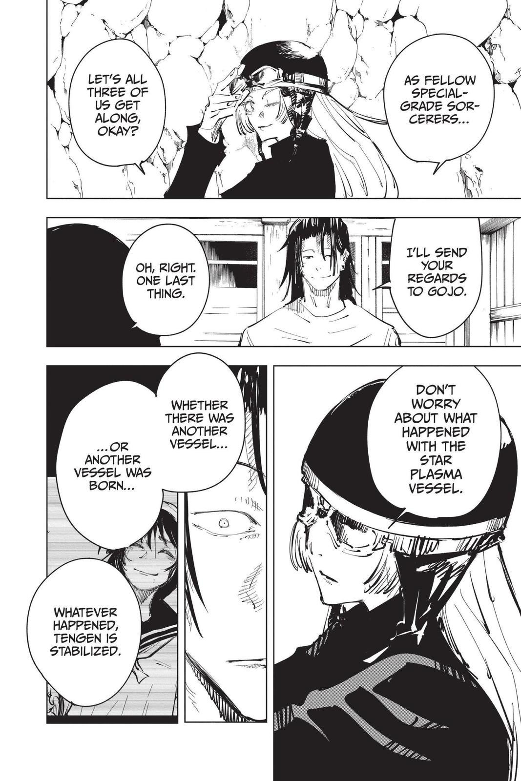 Jujutsu Kaisen, Chapter 77 image 014