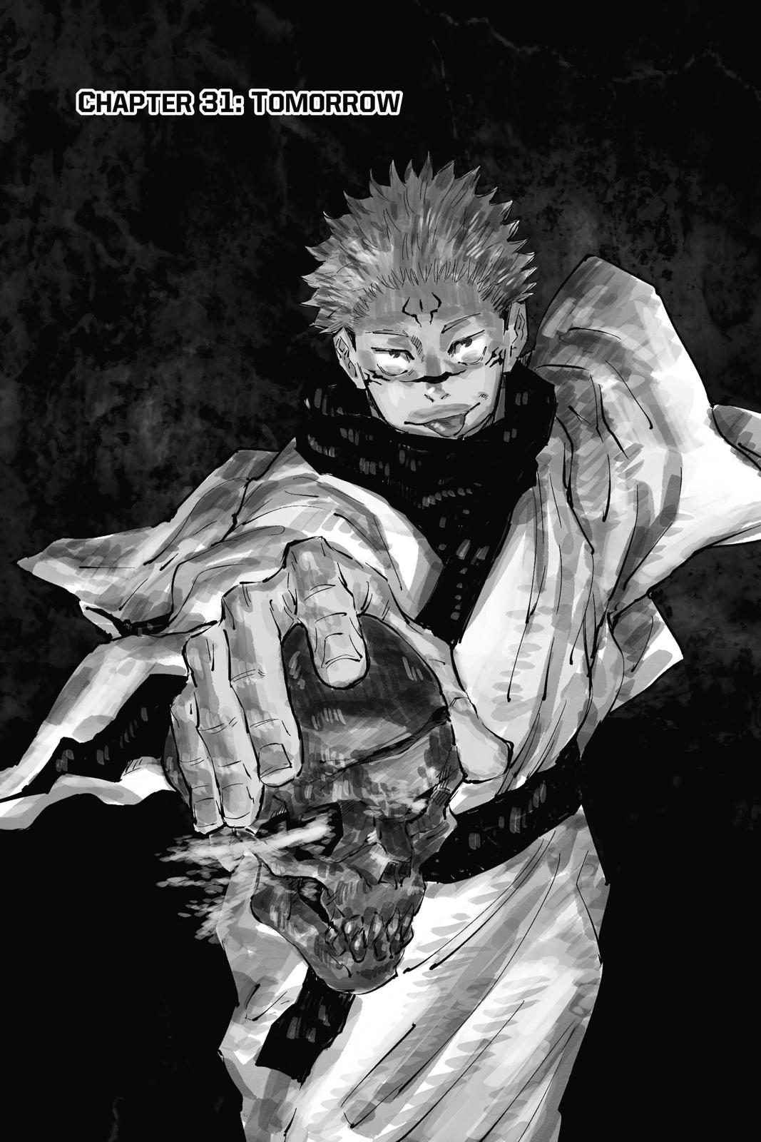Jujutsu Kaisen, Chapter 31 image 001