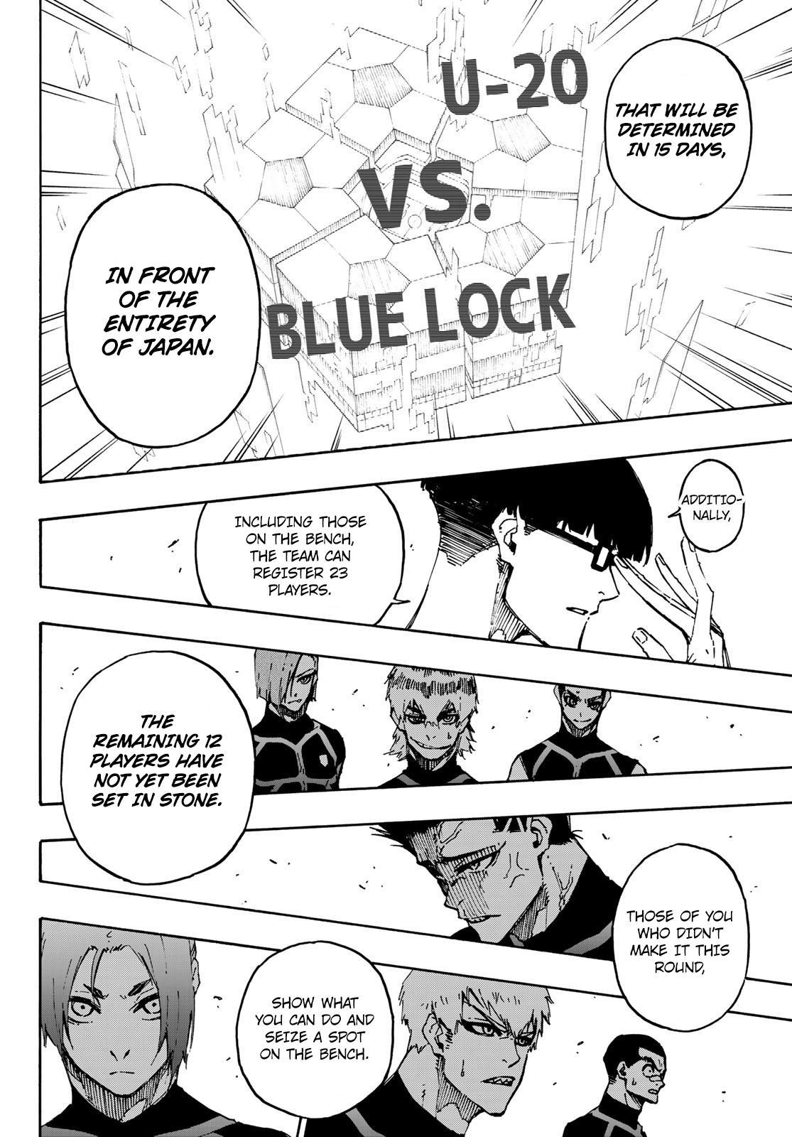 Blue Lock, Chapter 109 image 013