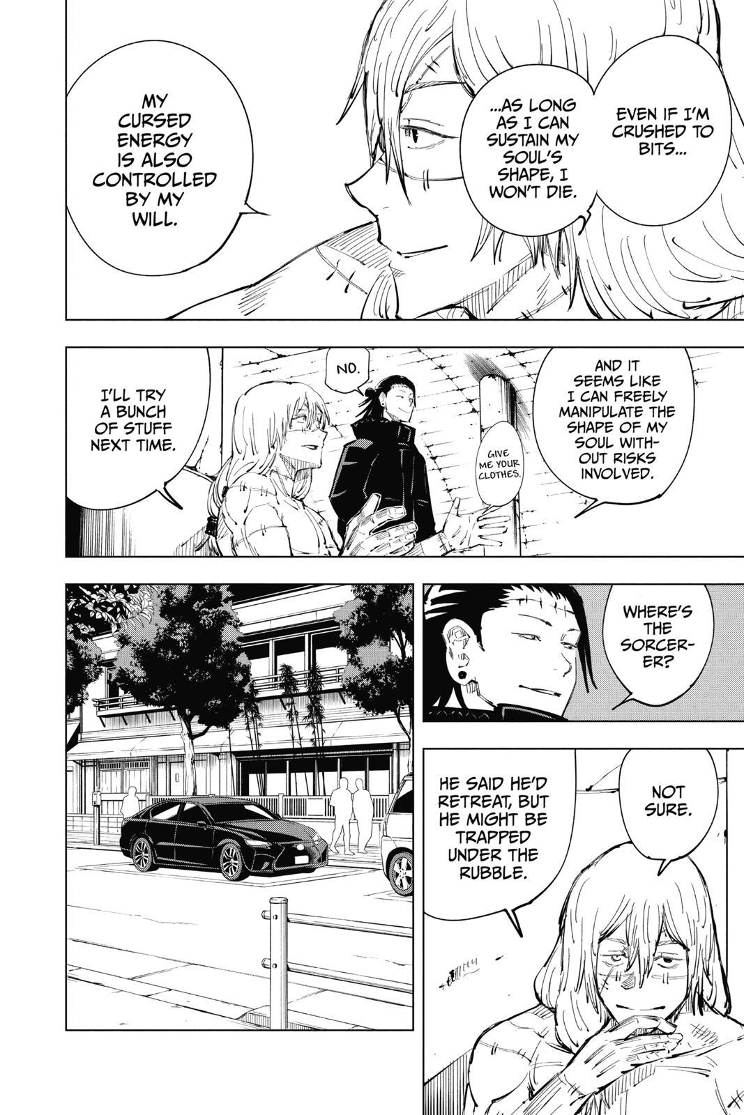 Jujutsu Kaisen, Chapter 24 image 008