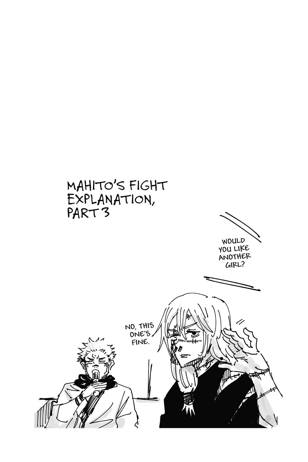 Jujutsu Kaisen, Chapter 31 image 021
