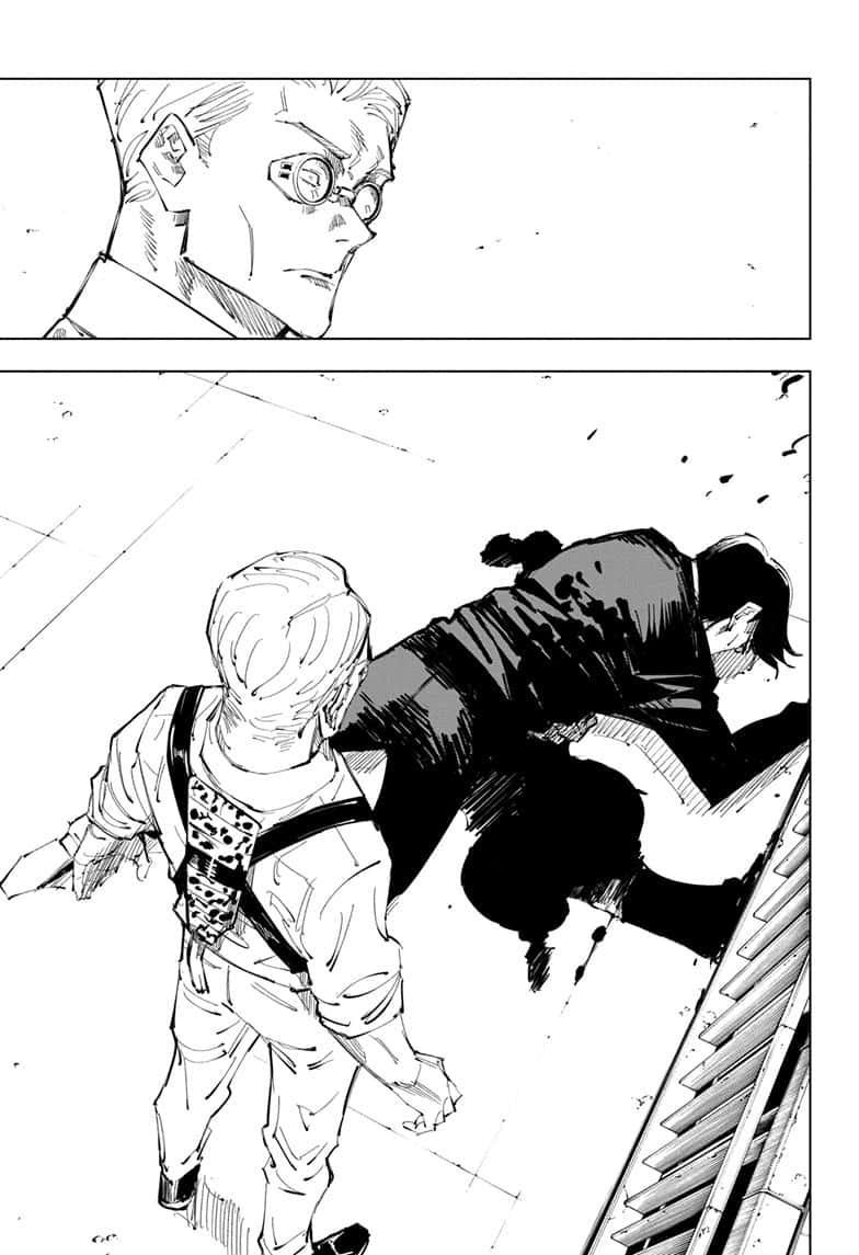 Jujutsu Kaisen, Chapter 98 image 011