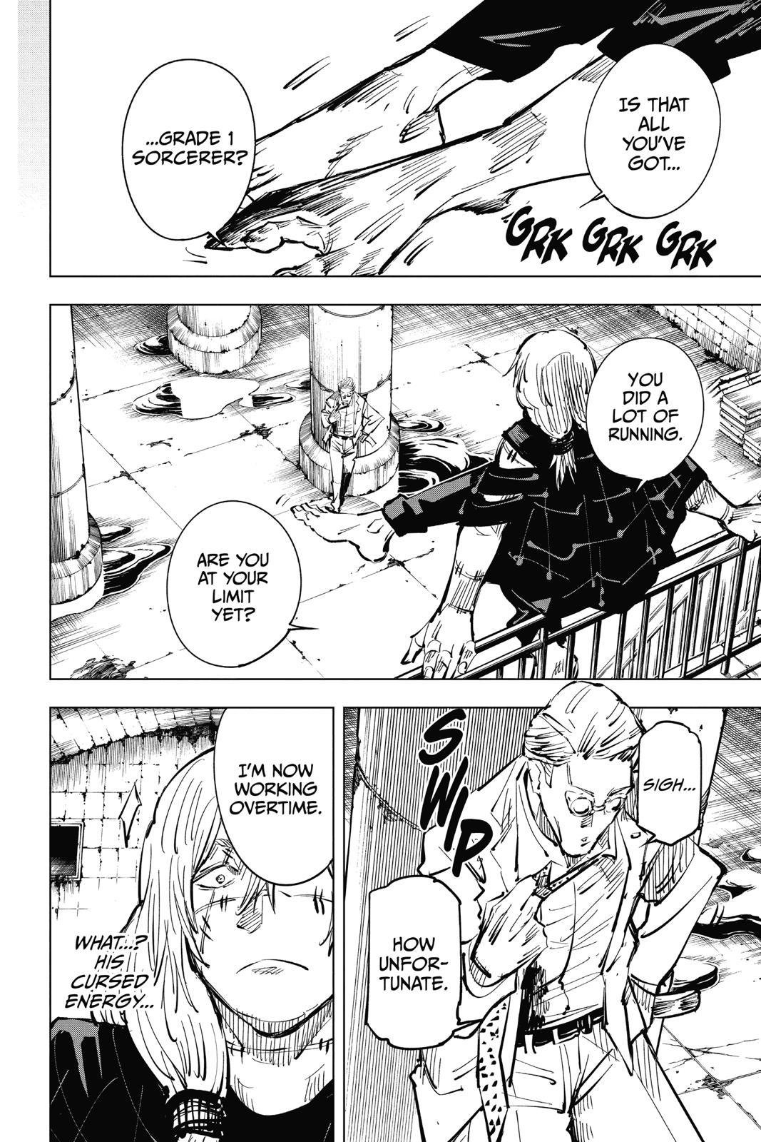 Jujutsu Kaisen, Chapter 23 image 010