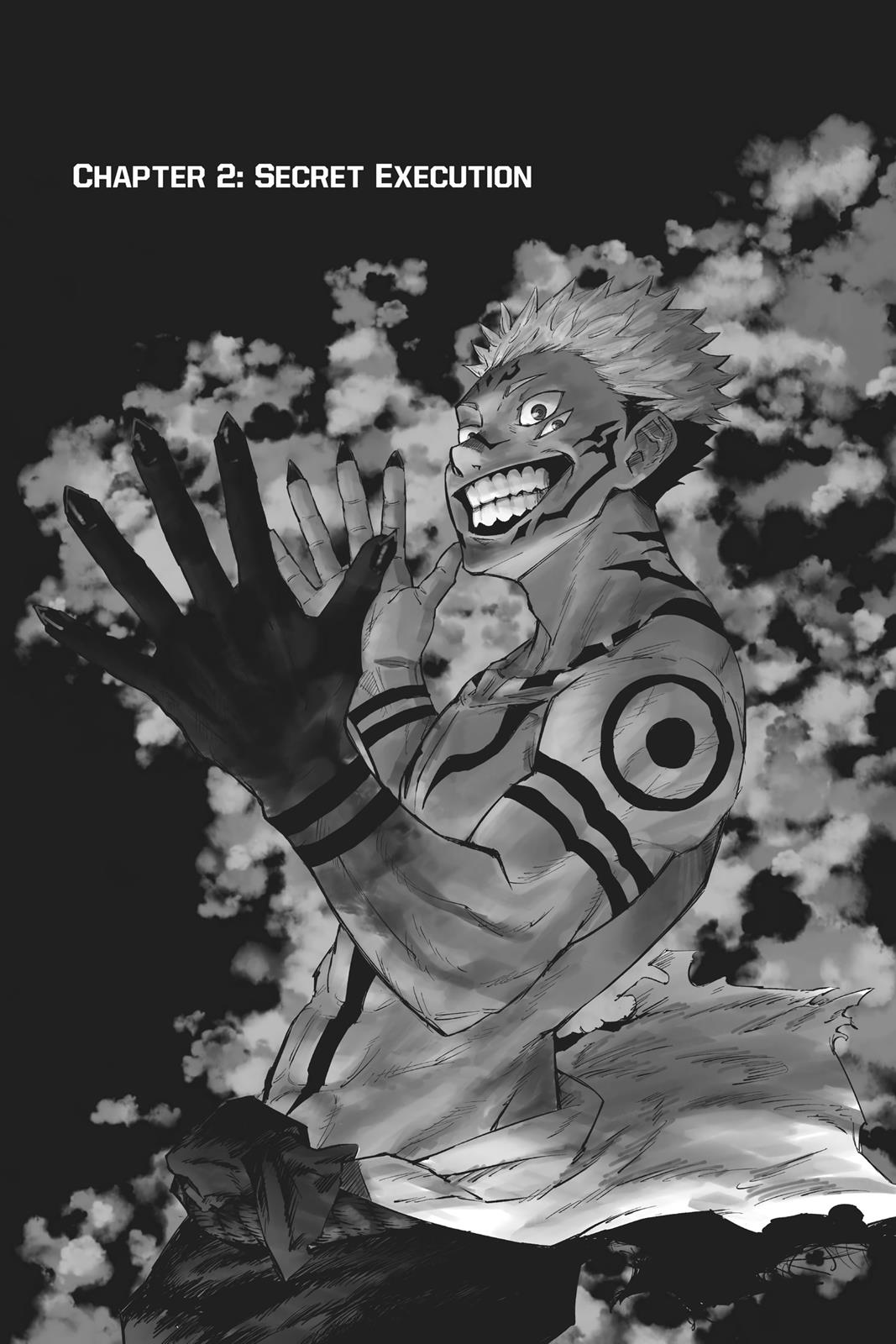 Jujutsu Kaisen, Chapter 2 image 001