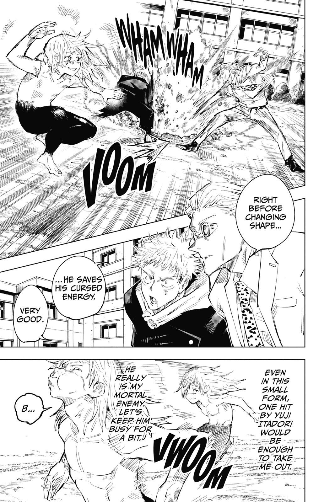 Jujutsu Kaisen, Chapter 29 image 007