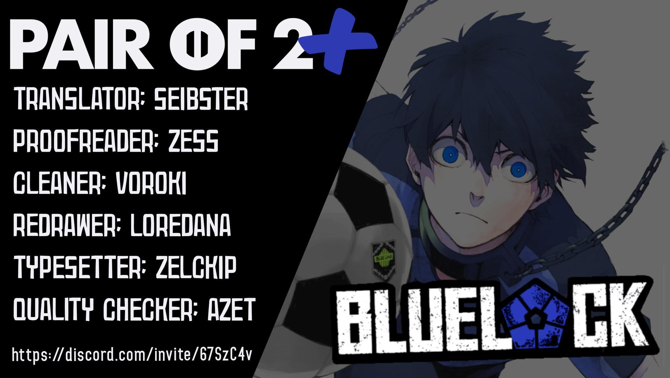 Blue Lock, Chapter 66 image 002