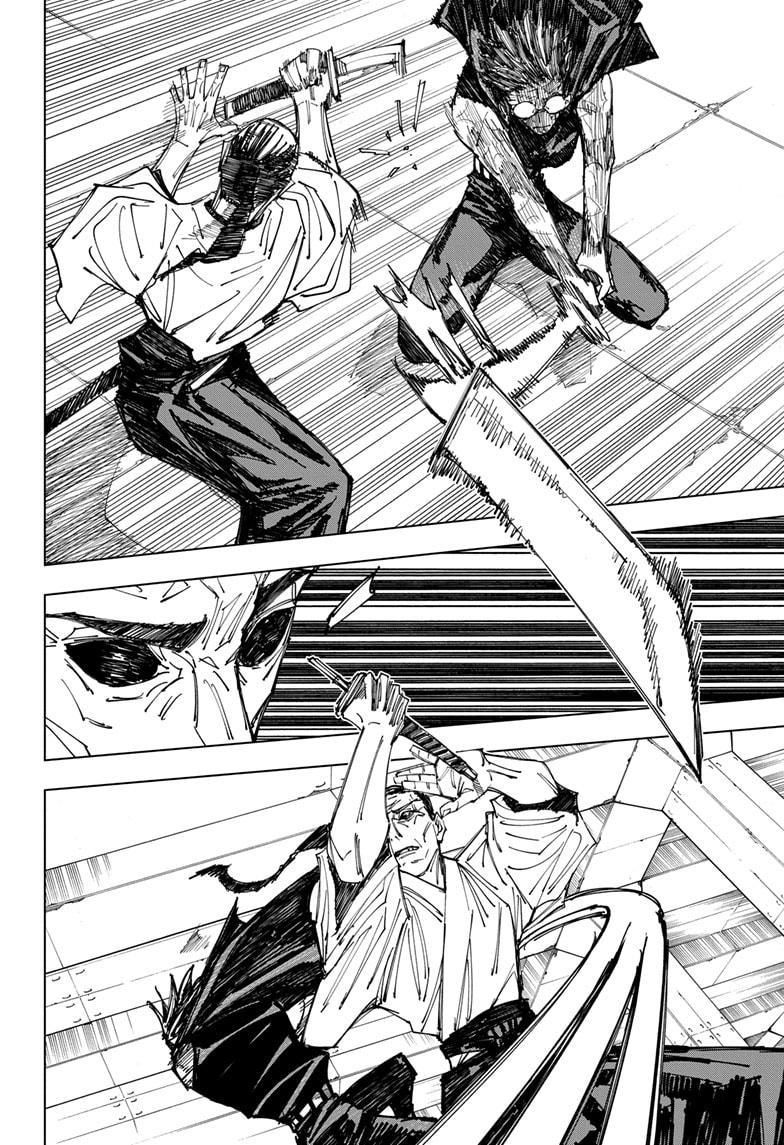Jujutsu Kaisen, Chapter 148 image 016
