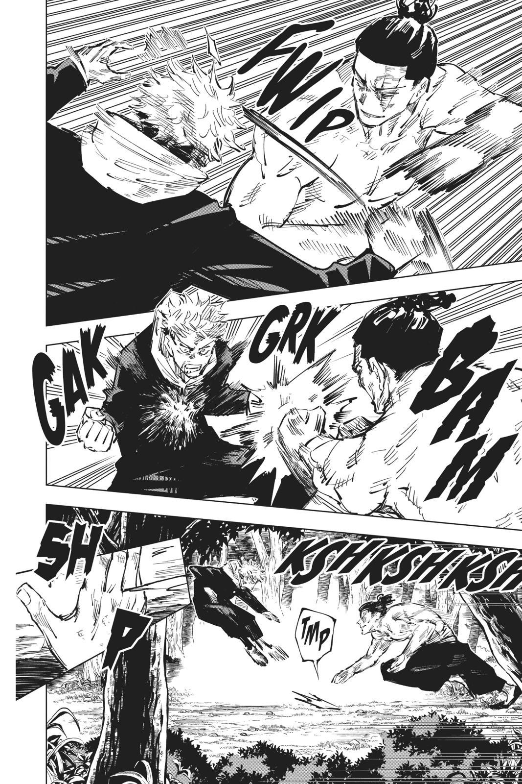 Jujutsu Kaisen, Chapter 36 image 010