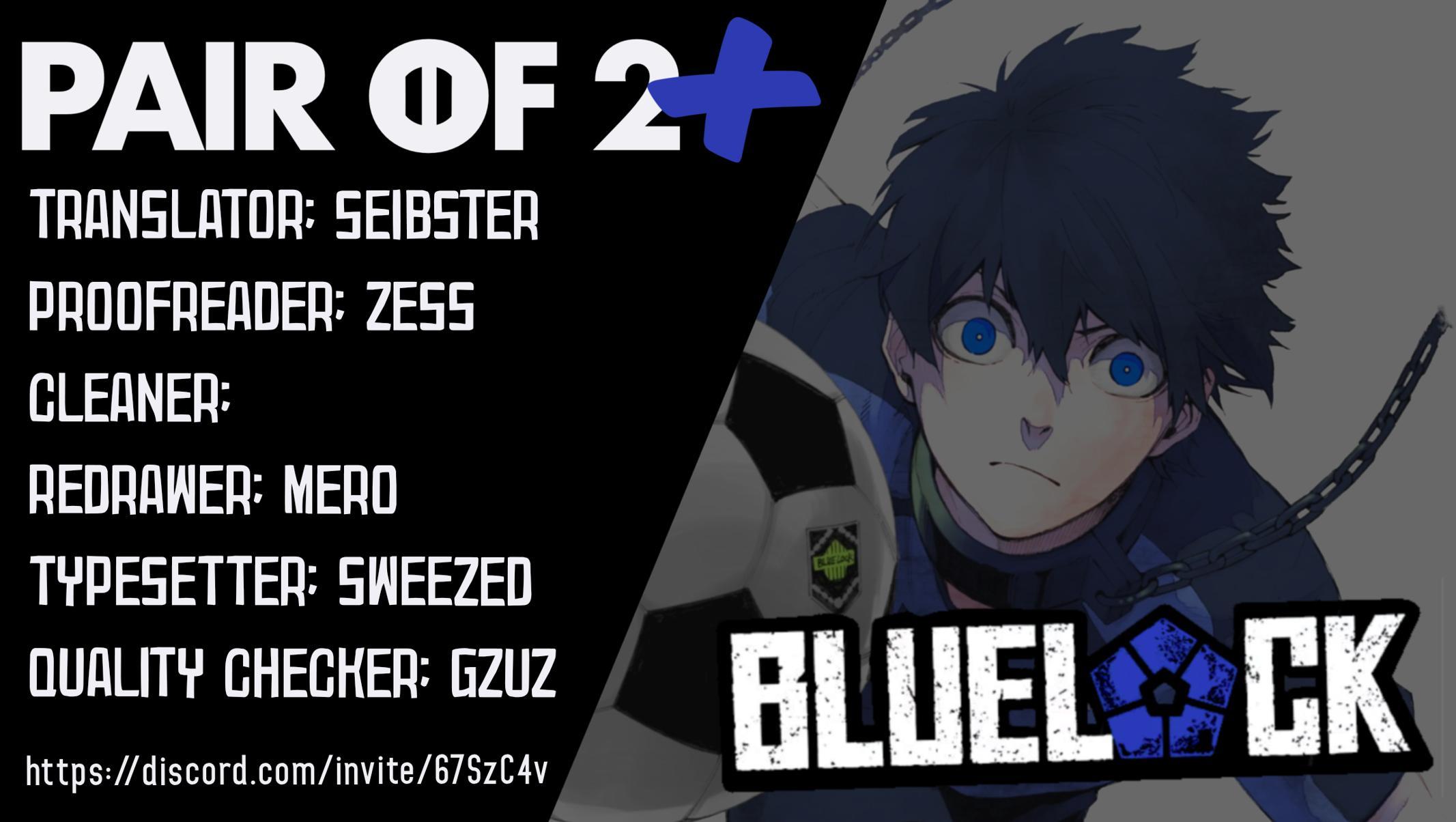 Blue Lock, Chapter 63 image 002