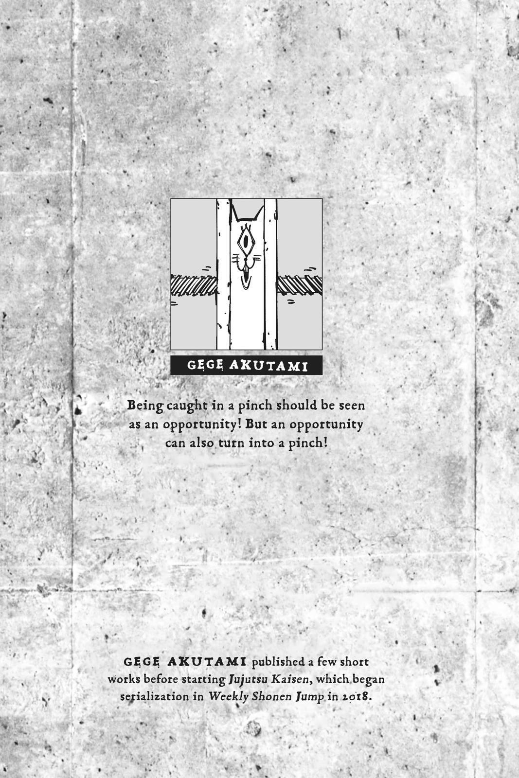 Jujutsu Kaisen, Chapter 53 image 002