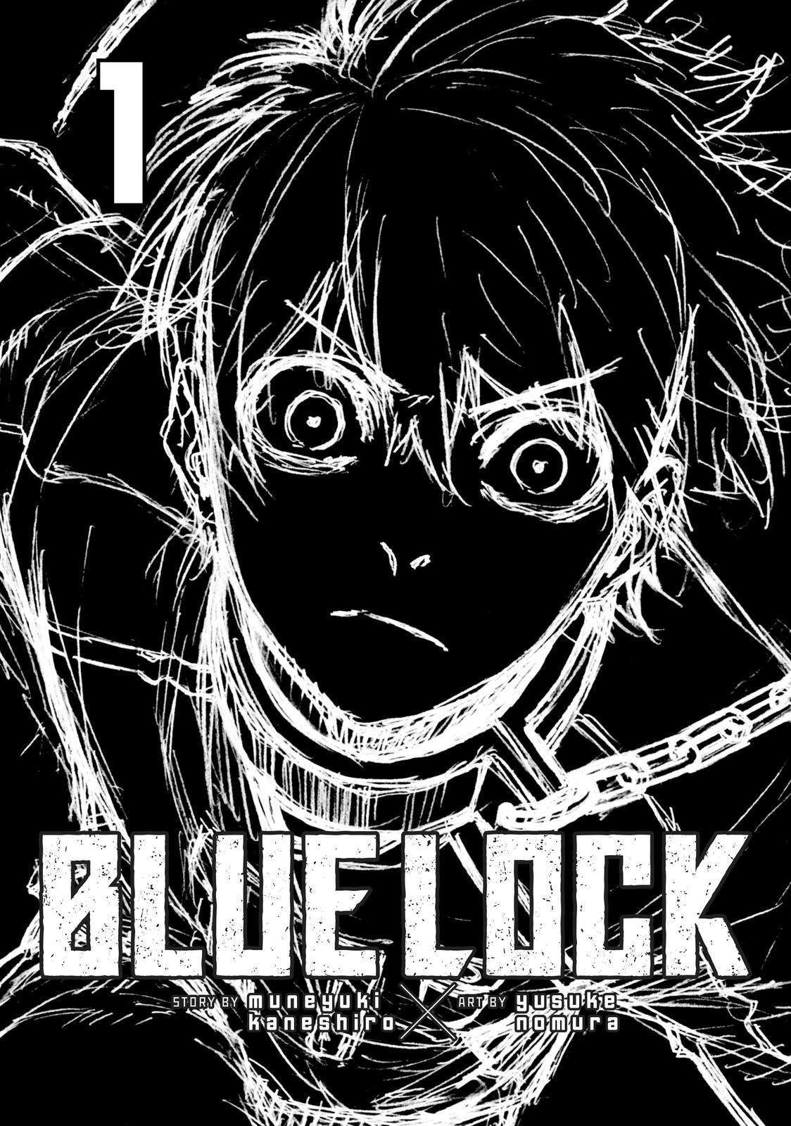 Blue Lock, Chapter 1 image 002