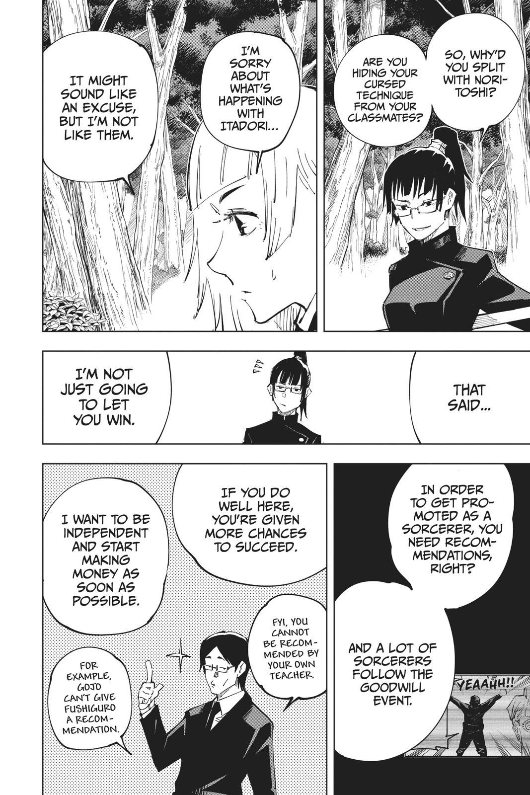 Jujutsu Kaisen, Chapter 36 image 016