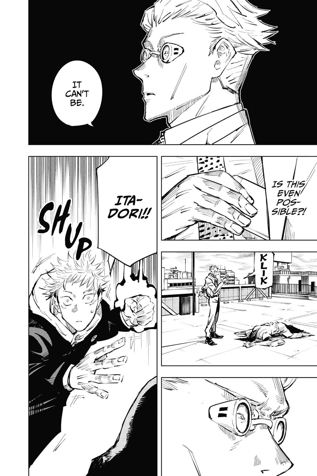 Jujutsu Kaisen, Chapter 20 image 010