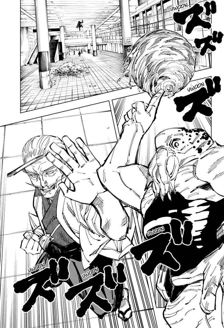 Jujutsu Kaisen, Chapter 107 image 004