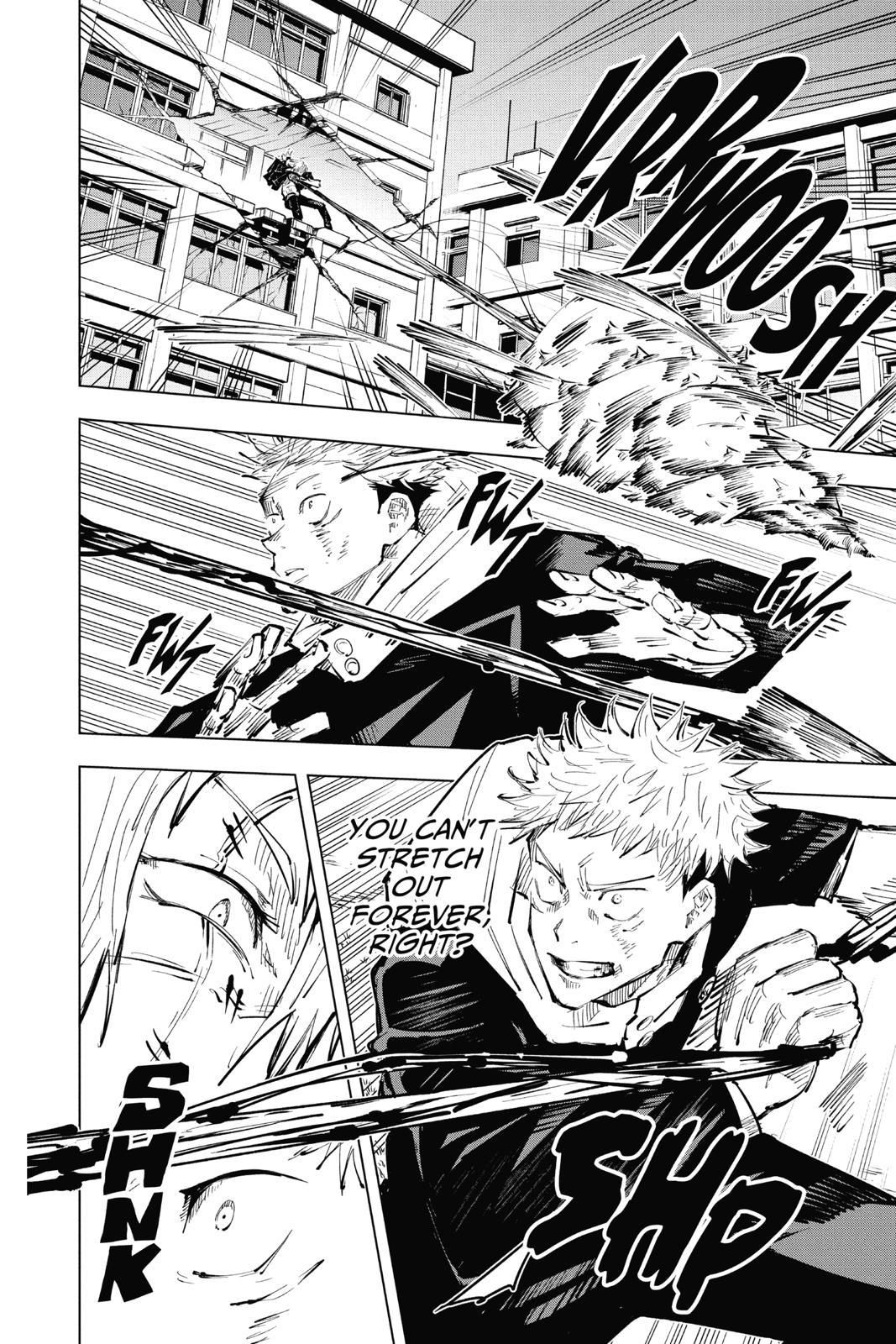 Jujutsu Kaisen, Chapter 28 image 010