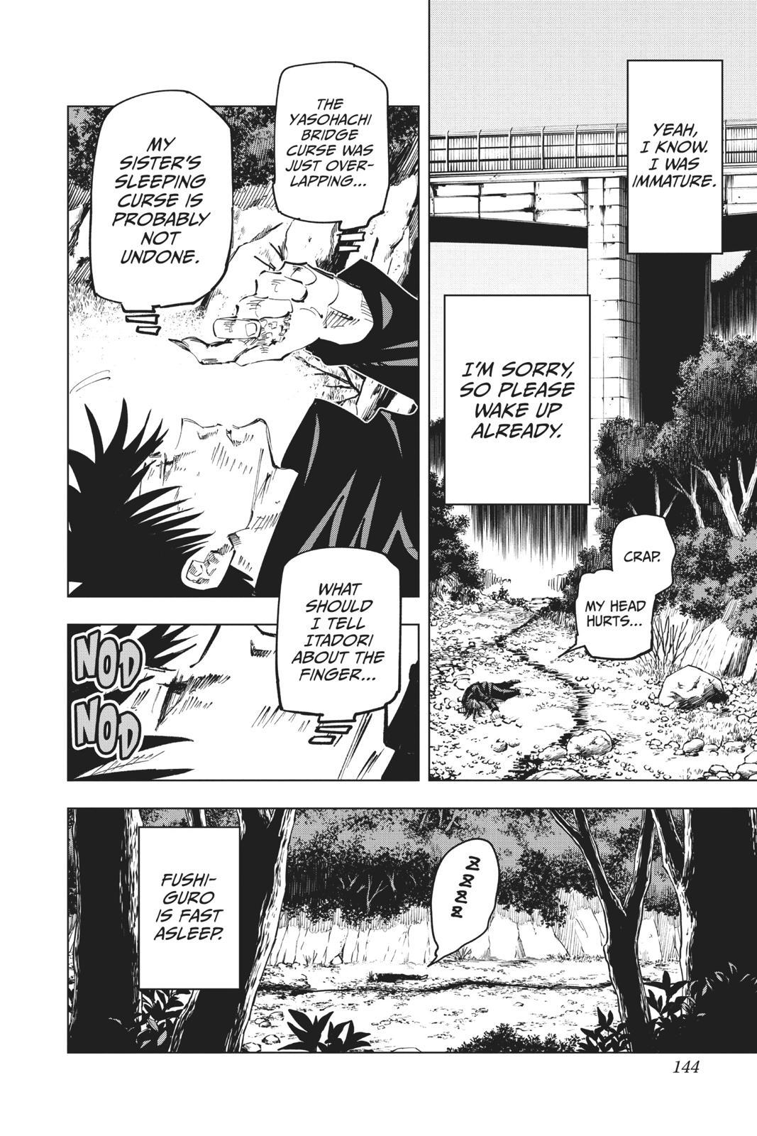 Jujutsu Kaisen, Chapter 59 image 012