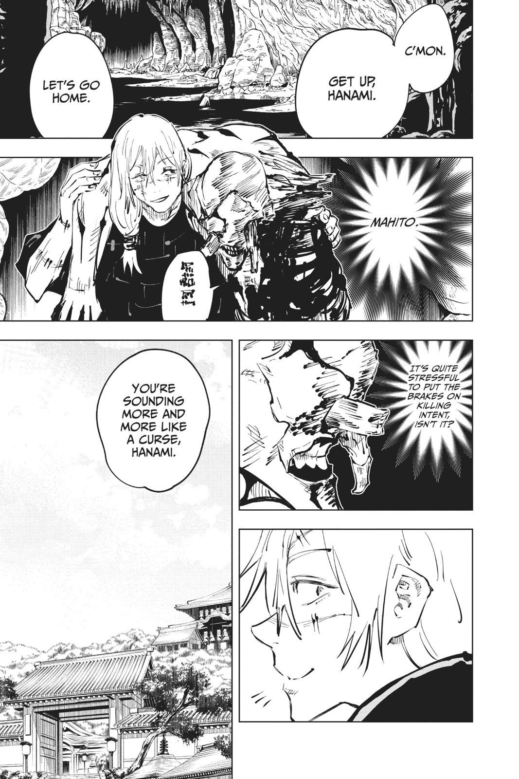 Jujutsu Kaisen, Chapter 53 image 015