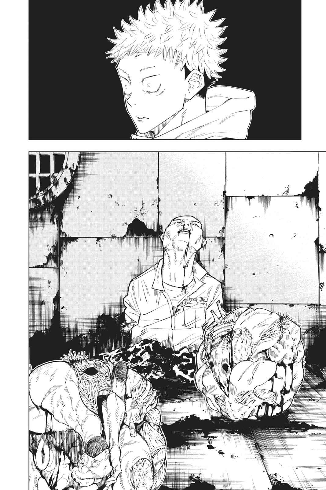 Jujutsu Kaisen, Chapter 6 image 010
