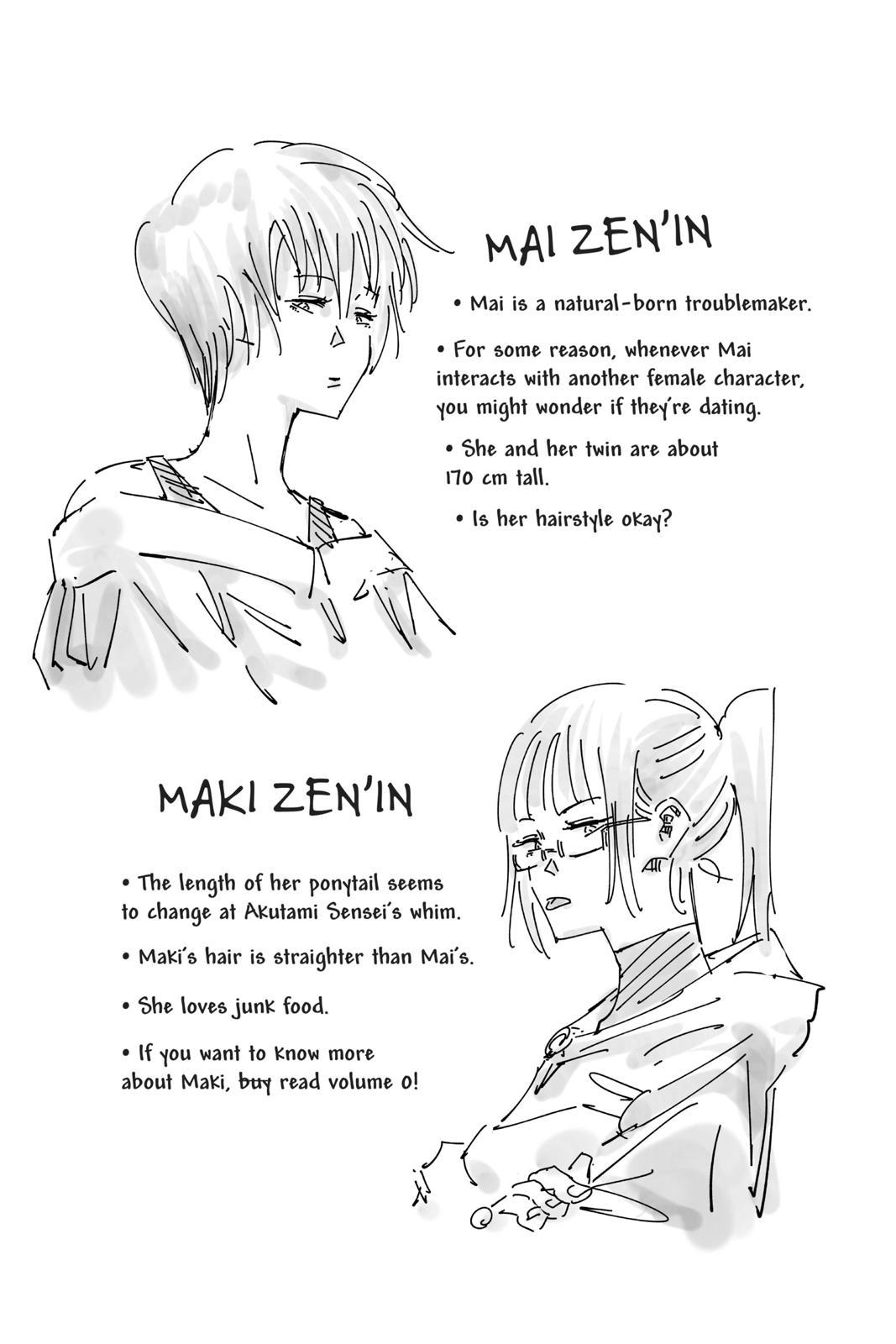Jujutsu Kaisen, Chapter 37 image 021