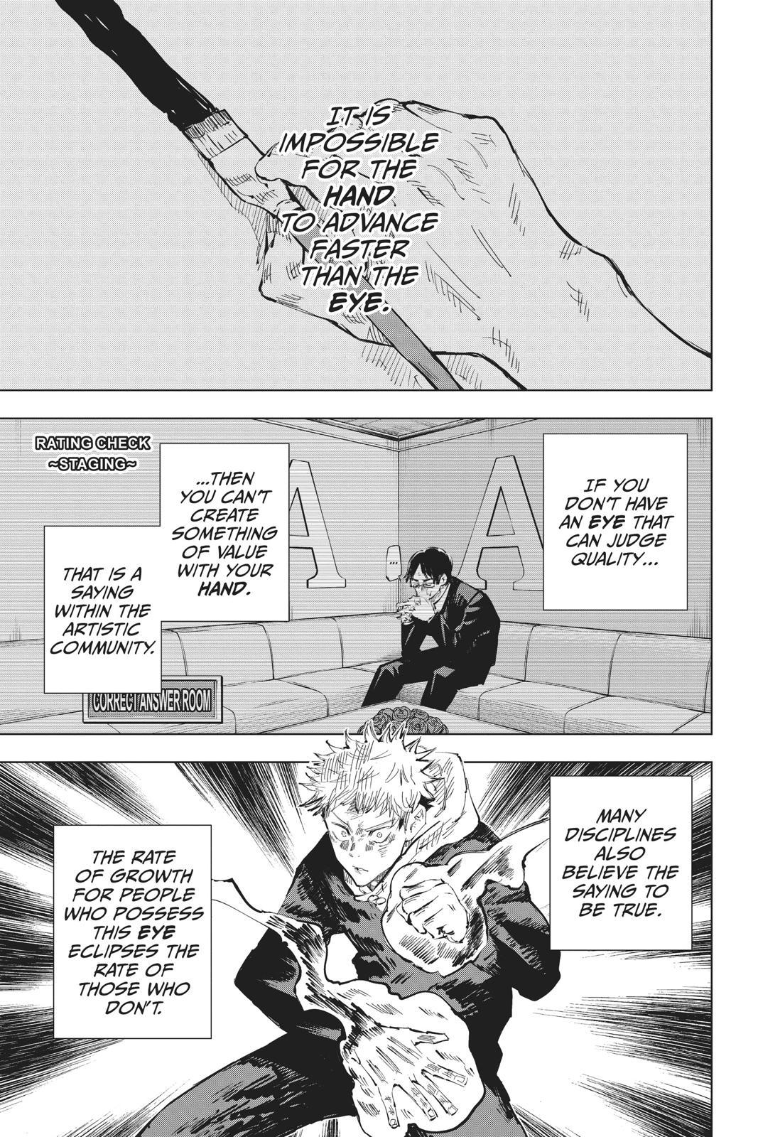 Jujutsu Kaisen, Chapter 37 image 003