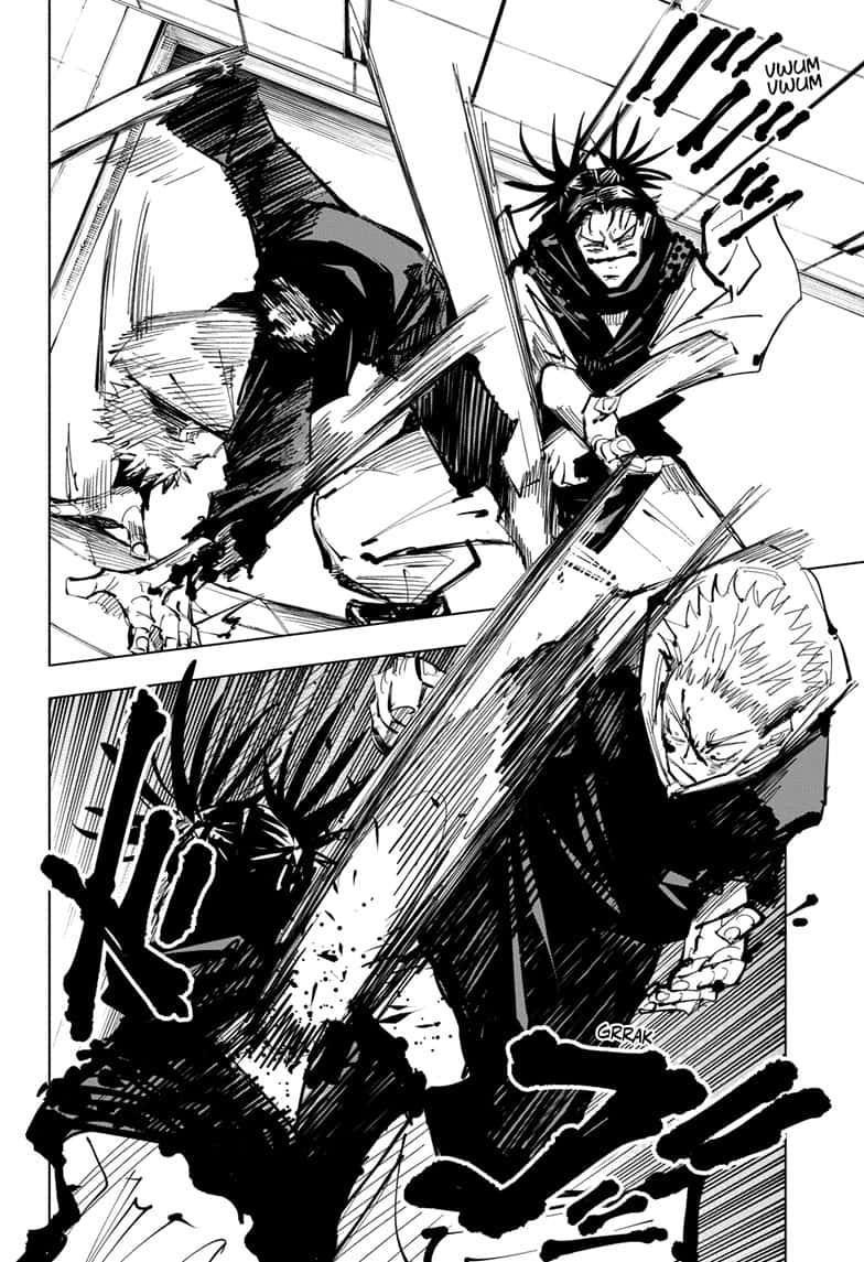 Jujutsu Kaisen, Chapter 103 image 012