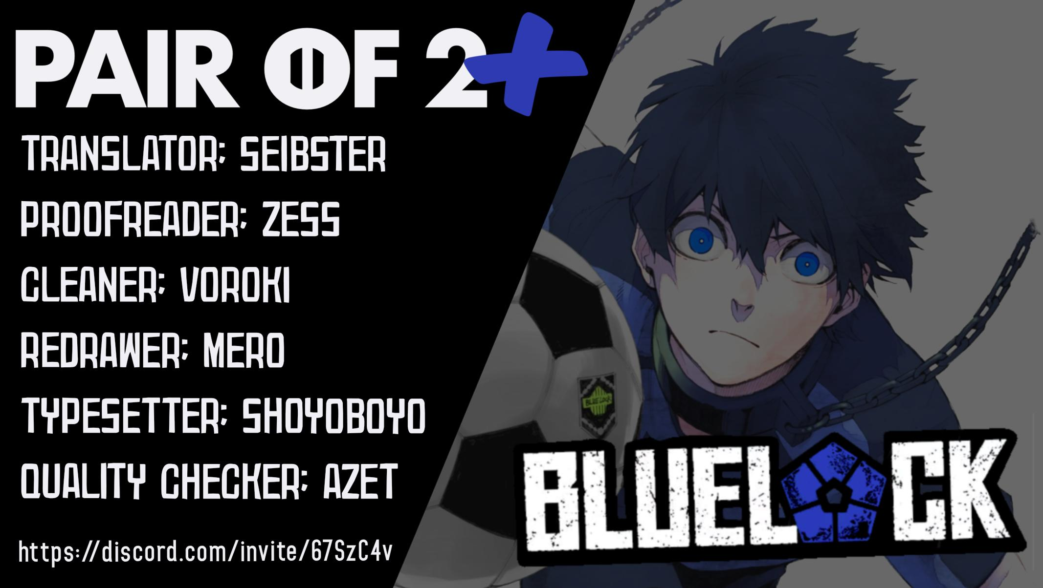 Blue Lock, Chapter 72 image 021