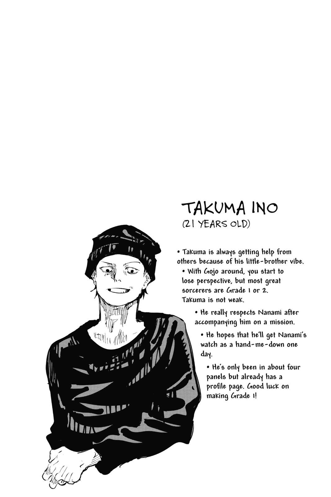 Jujutsu Kaisen, Chapter 26 image 025