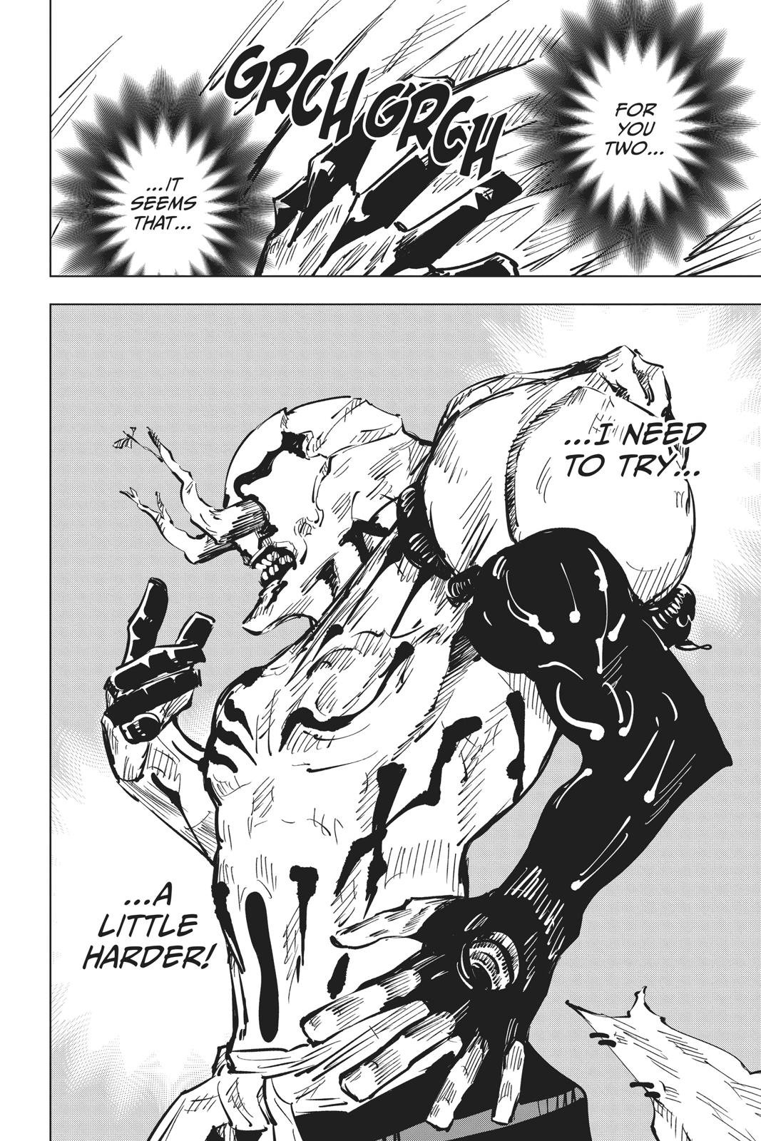 Jujutsu Kaisen, Chapter 49 image 008