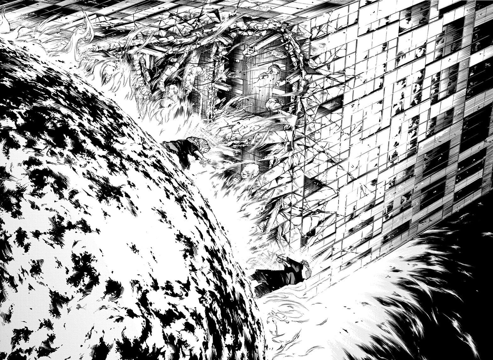 Jujutsu Kaisen, Chapter 116 image 002
