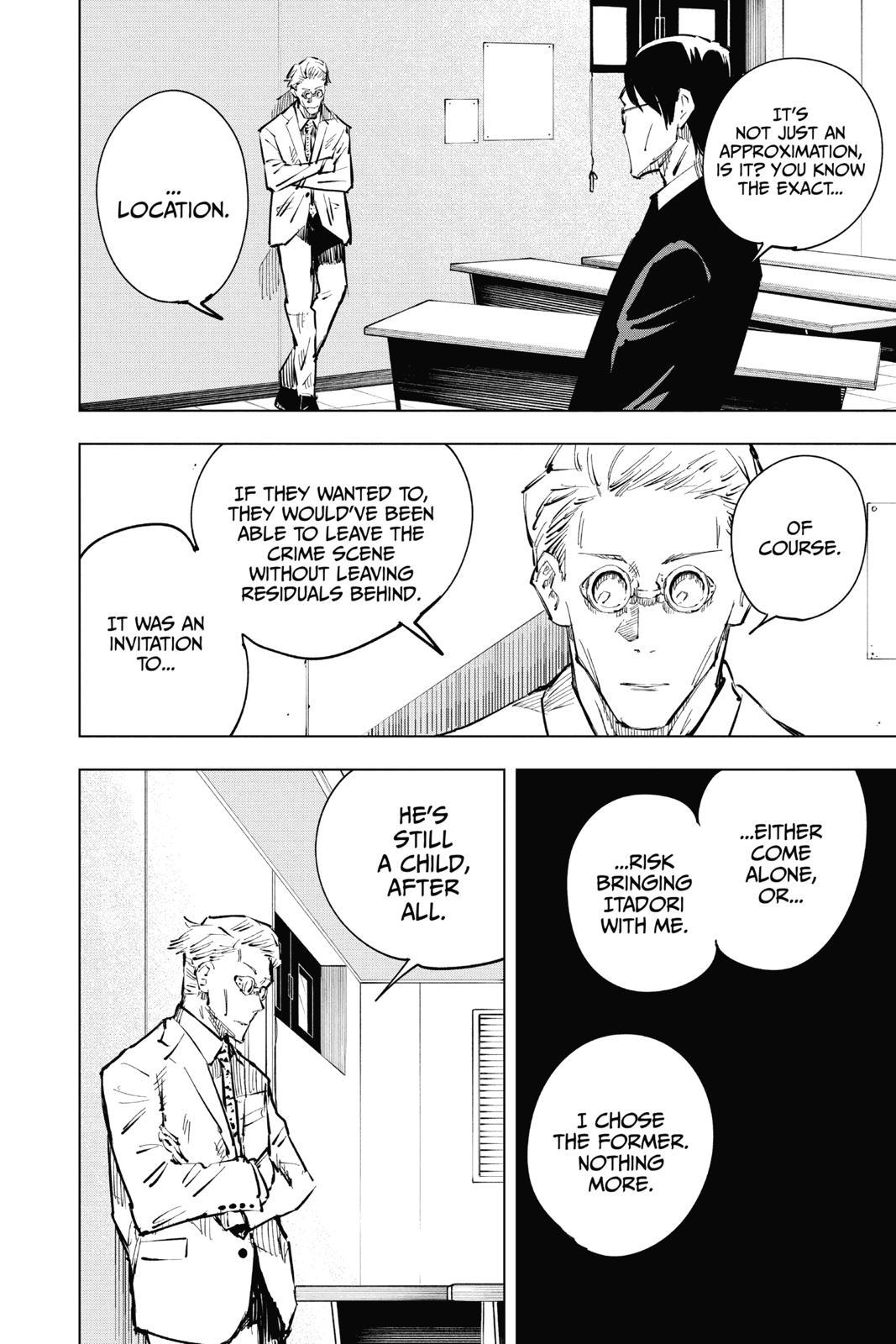 Jujutsu Kaisen, Chapter 21 image 012
