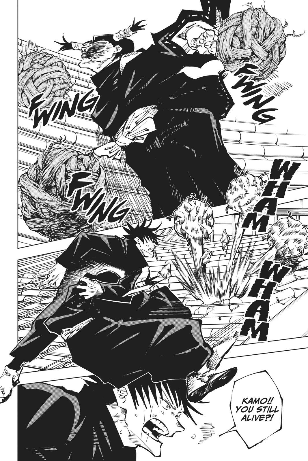 Jujutsu Kaisen, Chapter 46 image 014
