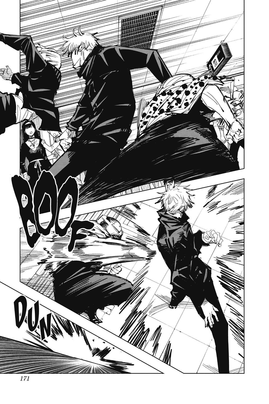 Jujutsu Kaisen, Chapter 88 image 003