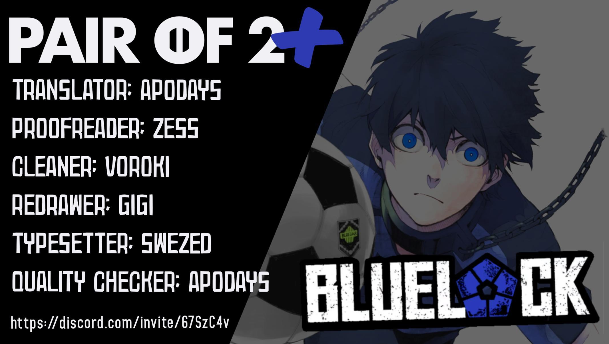 Blue Lock, Chapter 85 image 019