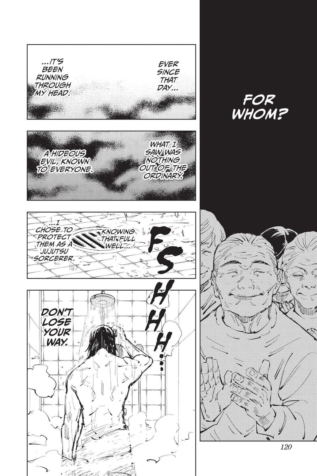 Jujutsu Kaisen, Chapter 76 image 014