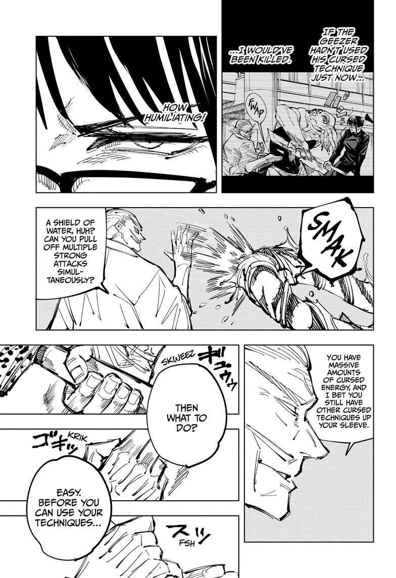 Jujutsu Kaisen, Chapter 107 image 013