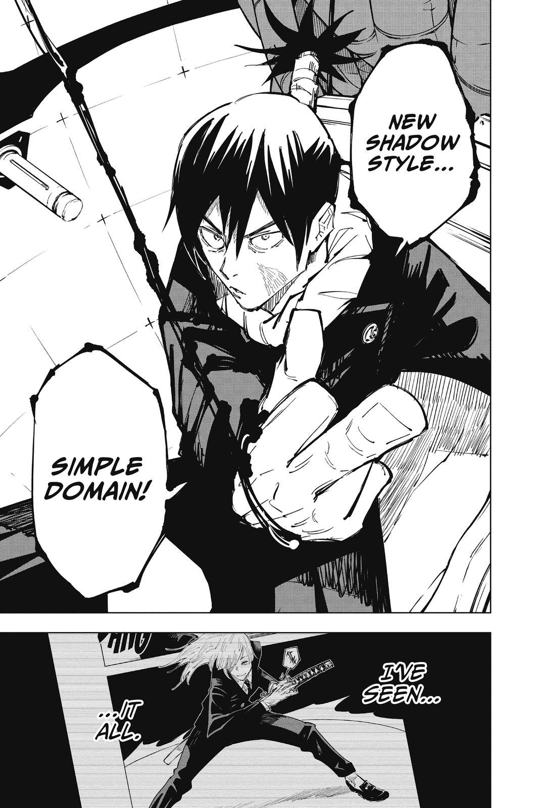 Jujutsu Kaisen, Chapter 82 image 007